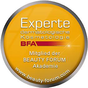 Beauty Forum Akademie: Experte dermatologische Kosmetologie